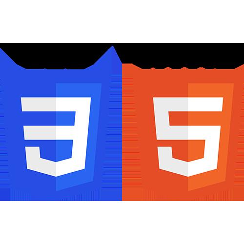 logo css3 et html5