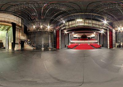 PANDA-TRIBU - Théâtre de Nîmes - Plateau