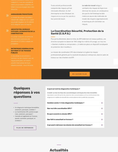 citdiag72 - page accueil